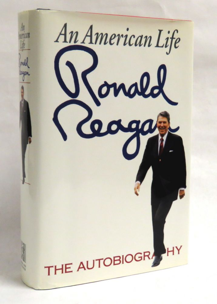 An American Life; The Autobiography. Ronald Reagan.