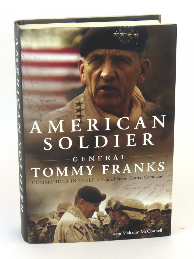 American Soldier. Tommy Franks, Malcom McConnell.