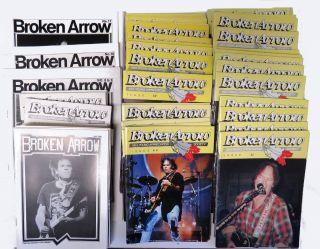 Broken Arrow; 66 Vols. Alan Jenkins