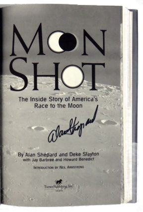 Moon Shot; The Inside Story of America's Race to the Moon
