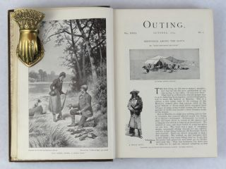 Outing; An Illustrated Monthly Magazine of Sport, Travel and Recreation. James H. Wohrman