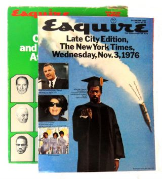 Esquire; The Magazine For Men