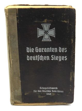 Field Marshall Book With Hidden Compartment. Hugo Sperrle