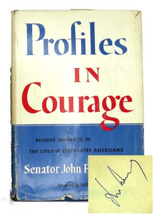 Profiles in Courage and Why England Slept; Included is period ephemera from the Kennedy Campaign in Oregon