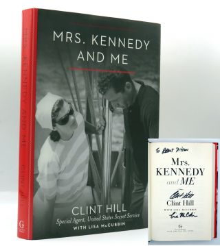 Mrs. Kennedy And Me. Clint Hill, Lisa McCubbin
