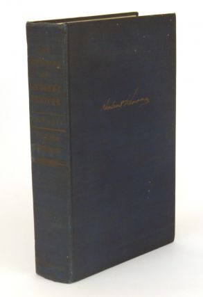 The Memoirs of Herbert Hoover; 1874 - 1920 Years of Adventure. Herbert Hoover