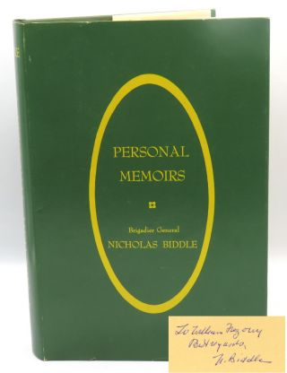 Personal Memoirs; An Autobiography Including A Personal History and Accounts of Various Cruises...