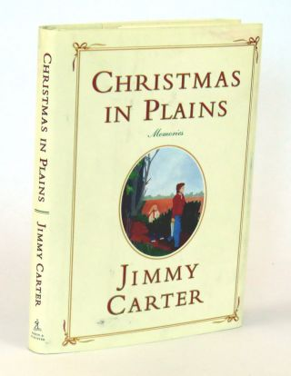 Christmas in Plains. Jimmy Carter, Amy Carter.