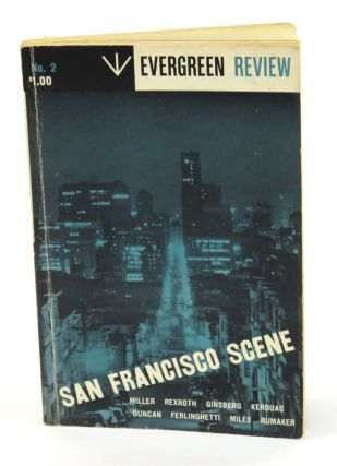 San Francisco Scene; Evergreen Review. Jack Kerouac, et. al.