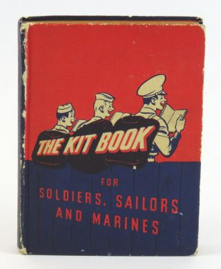 The Kit Book For Soldiers, Sailors and Marines