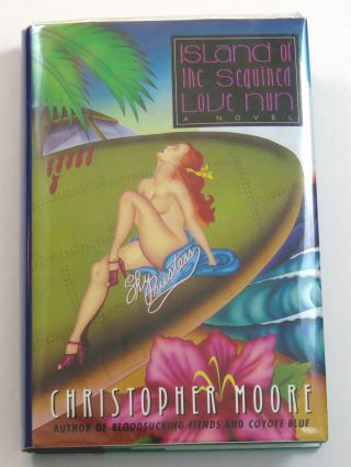 Island Of The Sequined Love Nun. Christopher Moore