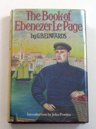 The Book of Ebenezer Le Page. G. B. Edwards