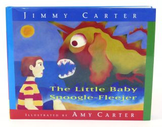 The Little Baby Snoogle-Fleeger. Jimmy Carter, Amy Carter.