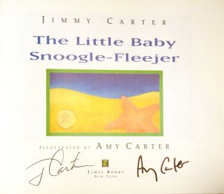 The Little Baby Snoogle-Fleeger