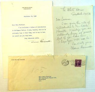Typed Letter Signed with Secretarial Copy.
