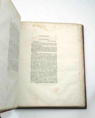 Selections from the Private Correspondence of James Madison 1813 - 1836
