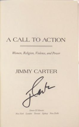 A Call To Action; Women, Religion, Violence, and Power