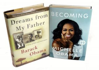 Dreams From My Father; A Story of Race and Inheritance. Barack Obama.