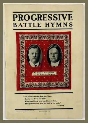 Progressive Battle Hymns; Songs of Peace and Prosperity; Progress and Patriotism. C. H. Congden,...