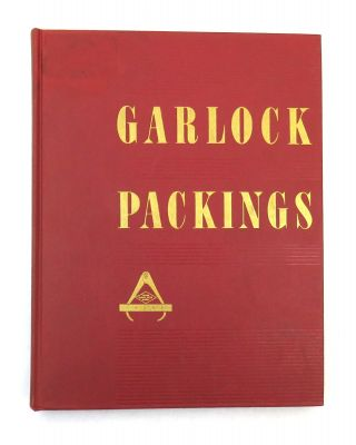 Garlock Packings and Other Garlock Products; Catalog H