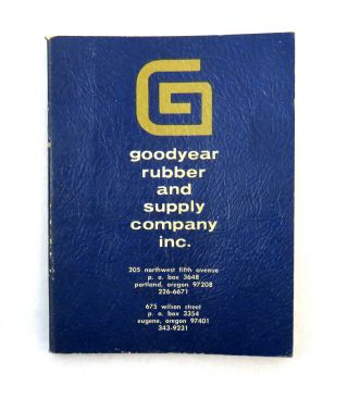 Goodyear Rubber and Supply Company Inc.