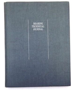 Bearing Technical Journal