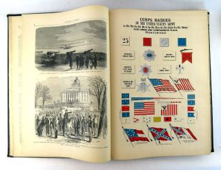 Official and Illustrated War Record; Embracing Nearly One Thousand Pictorial Sketches By the Most Distinguished American Artists of Battles by Land and Sea