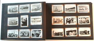 Photo Album; Photographic Diary of Three Months at Lackland AFB. Norman Quigley